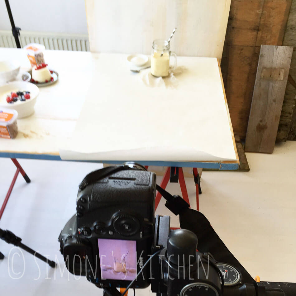 Yoghurt Barn shoot