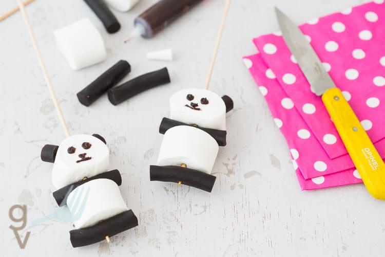 marshmallow-pandabeertjes