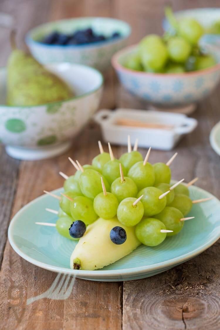 egel-van-fruit