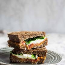 Sandwich met pompoen en chorizo | simoneskitchen.nl
