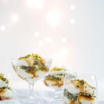 Snel kerstdessert met pistache | simoneskitchen.nl