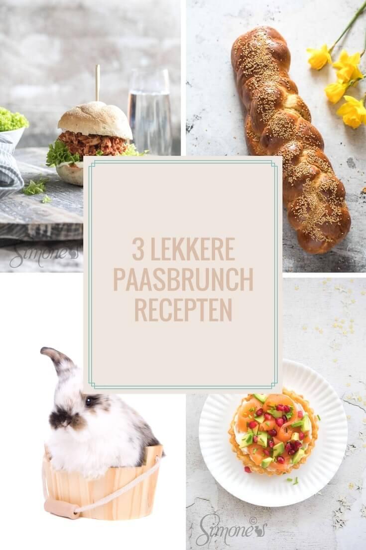 lekkere paasbrunch recepten | simoneskitchen.nl