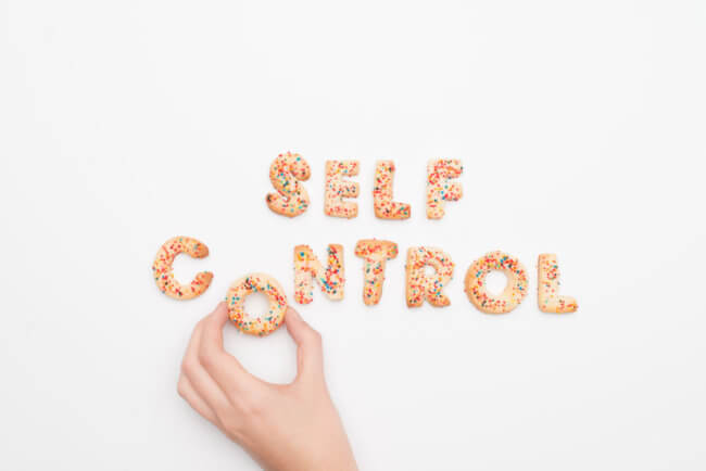 Self control en project overgang: food freedom