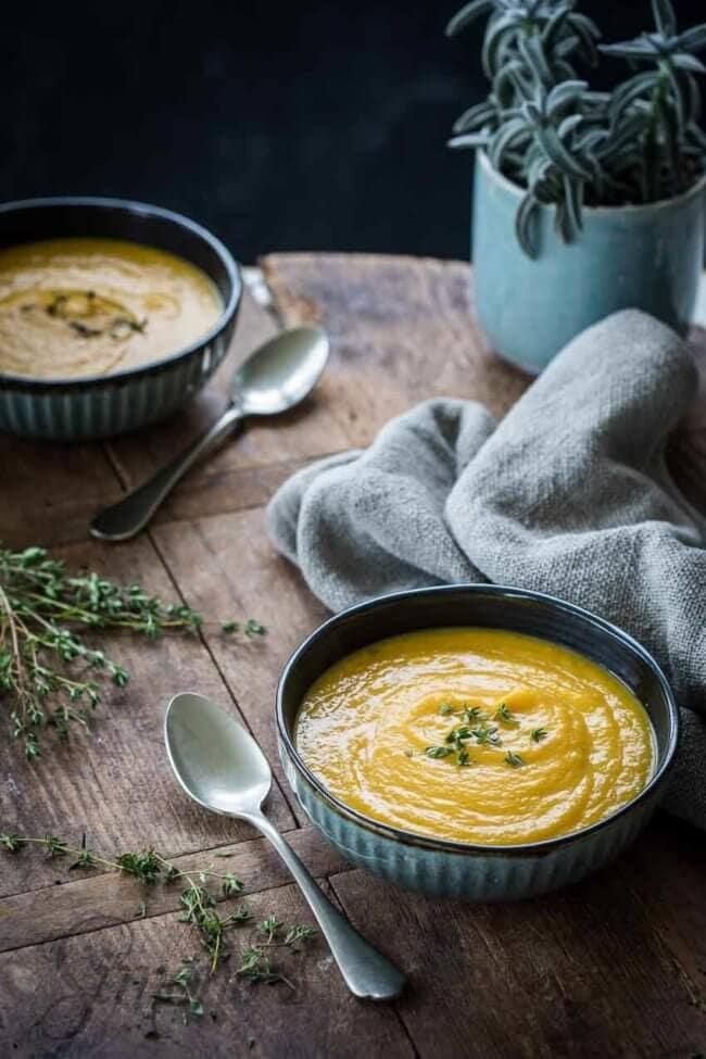 Lekkere herfstrecepten voor soep