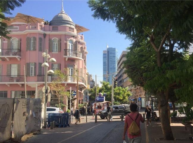 Architectuur in Tel Aviv