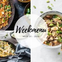 weekmenu week 23