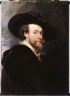 Peter Paul Rubens, Zelfportret, 1623, olieverf op paneel, 85,7 x 62,2 cm London, Royal Collection, inv.nr. RCIN 400156. Royal Collection Trust / © Her Majesty Queen Elizabeth II 2015