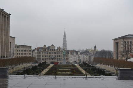 Brussel view