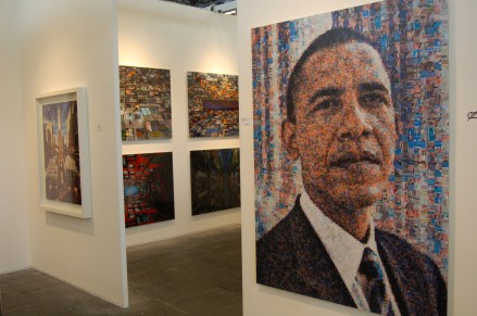 ARTITLEDcontemporary - Barack Obama foto Robert Silvers
