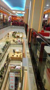"""Unendliche Shoppingweiten in der """"Galereja Čužova"""""""