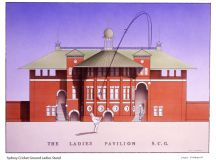 Sydney Cricket Ground Ladies Stand - Simon Fieldhouse