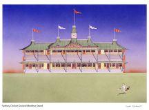 Sydney Cricket Ground Members Stand - Simon Fieldhouse