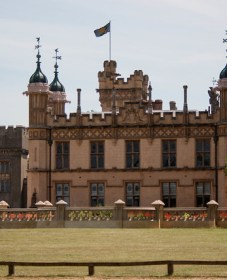 A visit to Knebworth House 5
