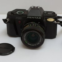My Dad's Brilliant Pentax P30 35mm camera