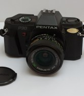 My Dad's Brilliant Pentax P30 35mm camera 1