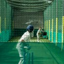 Ricoh GXR and P10 sample pictures - Batting in the nets