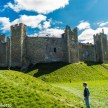 Pictures of Framlingham in Suffolk - Framlingham Castle