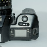 Ricoh KR-10m LCD and controls