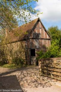 Kentwell Hall Tudor day pictures - Outbuilding