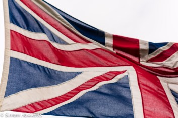 National Trust property Ickworth House pictures - The flag