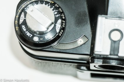 Zenit camera Lightmeter