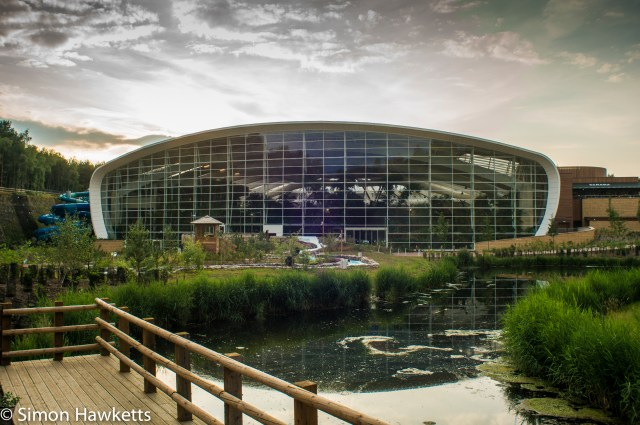 Pictures from Woburn Forest CenterParcs - Sub tropical swimming paradise