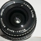 Meyer-optik Lydith M42 front view