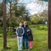 Pictures from Bressingham gardens in Norfolk - Family Group