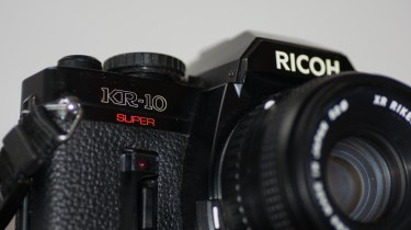 Ricoh KR-10 super 35mm single lens reflex