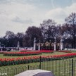 Olympus OM-20 pictures - The Grounds of Buckingham Palace on colour negative film taken about 1980