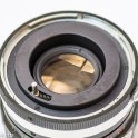 Auto Miranda 50mm f/1.9 strip down and repair - lens mount showing aperture actuation pin