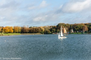 Industar 50 on Sony Nex 6 sample pictures - Sailing lake