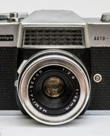 Strip down and attempted repair of a copal-X shutter - part 1 1