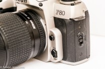 Nikon F80 - Auto focus options and Lens release
