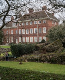 Pictures of Bennington Lordship - The house