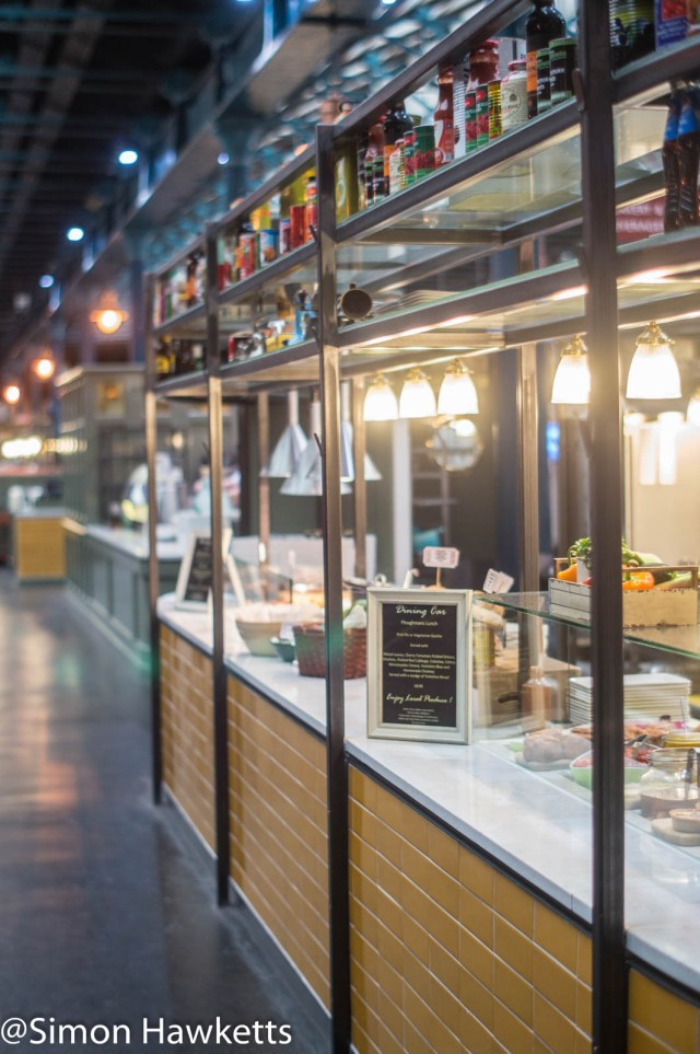 Nation Railway Museum pictures - Snack Bar