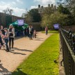 Beningborough Hall pictures - The result of the Easter Egg Hunt