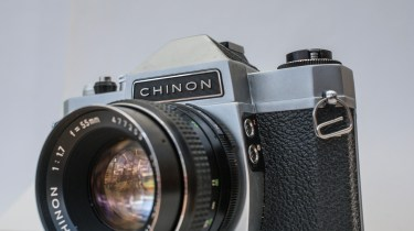 Chinon CS 35mm slr