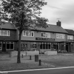 Black and white pictures around Stevenage