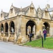 The market hall in Chipping Campden