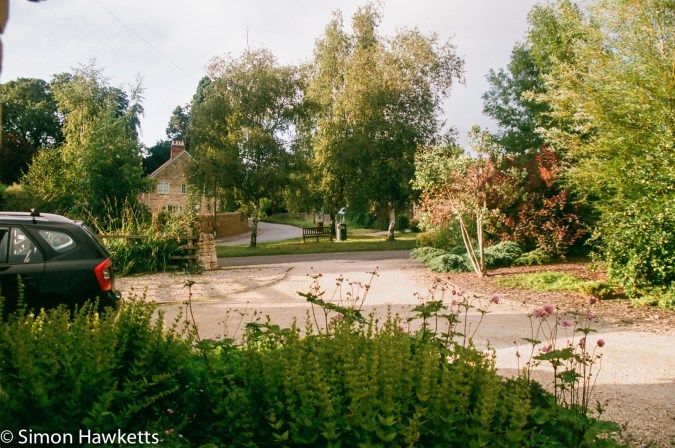 Pentax SFXn sample pictures - Holiday Home