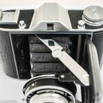 Observations when shooting with a folding camera
