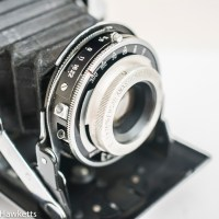 Ensign Selfix 16-20 medium format camera