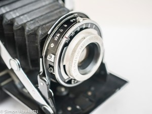 Ensign Selfix 16-20 - shutter assembly