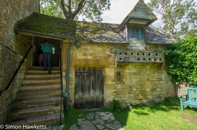 The dovecot at Snowshill Manor