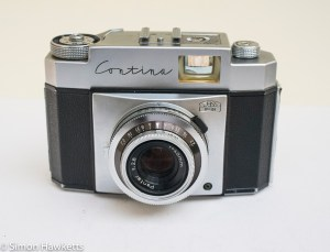Zeiss Ikon Contina 35mm viewfinder camera