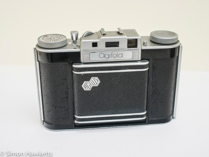 Agilux Agifold with lens closed