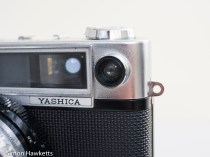 Yashica minister D light cell