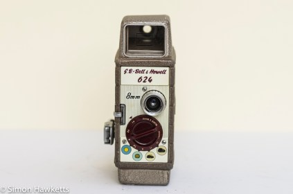 Bell & Howell 624 8mm movie camera