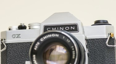 Chinon CX 35mm slr